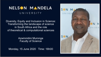 Diversity, equity and inclusion in science: transforming the landscape